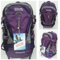 harga Tas Gunung Royal Mountain 8420-50L Tokopedia.com