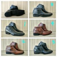 w.New sepatu Kerja merk BALLY Pantofel Kantor Pria Kulit