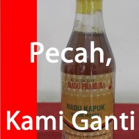 Madu Pramuka Bunga Kapuk 350ml
