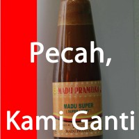 Madu Pramuka Super 600 ml