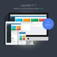 Software Aplikasi Laundry Berbasis Web Php ( Source Code ) Original