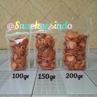 Jual Keripik / Cemilan Basreng (Bakso Goreng) 200 gram Murah