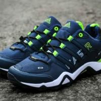 sepatu sport Adidas Terex Fast R gorotex original premium greey