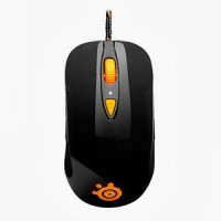 Gaming Wired Mouse Steelseries Sensei Raw Heat Orange