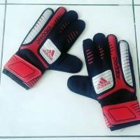 harga Sarung Tangan Kiper GK Gloves Glove Adidas Predator 16/17 Grade Ori Tokopedia.com