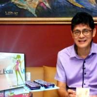 Ladyfem Lady Fem Rekomendasi Dokter Boyke Sangat cocok buat Promil