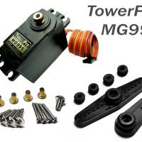 "EN"" Continuous Servo TowerPro MG995 (360 Degree)"