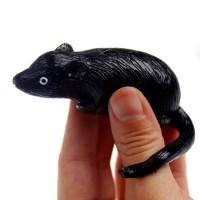 SQUISHY SPLAT TOY MOUSE/ mainan bantingan tikus kembali
