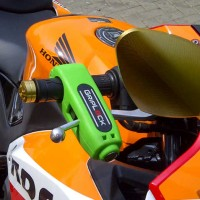 Griplock Grip Lock Kunci Gembok Pengaman Anti Maling / Kunci Motor