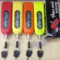 Jual Griplock Grip Lock Kunci Gembok Pengaman Anti Maling/kunci motor Murah