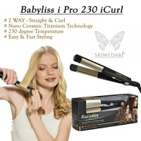Catok Babyliss i Pro 230 iCurl / Catol Babyliss