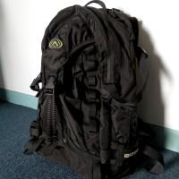 Tas Ransel EIGER SQUAD 1139 hitam / daypack / travpack