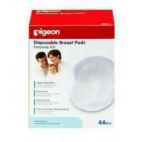 Jual Pigeon disposable breast pad isi 66 pcs ( penyerap asi) Murah