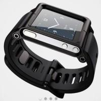 LunaTik Multi-Touch Watch Band iPod Nano 6 Promo MK
