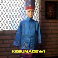 Minang SD 1-3 |Baju Adat Kostum Karnaval Pentas Seni Anak pria Daerah