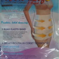 harga Korset Gurita Rekat Ibu NewLife New Life Body Line Corset 3 band Tokopedia.com