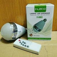 LAMPU LED SPEAKER FLECO F-603 BLUETOOTH / SPEAKER BLUETOOTH FLECO
