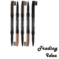 NYX Auto Eyebrow Pencil Medium Brown Shade Original