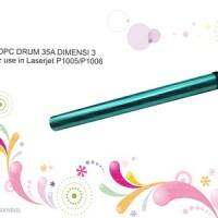OPC DRUM 35A DIMENSI 3 For use in Laserjet P1005/P1006 Berkualitas