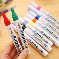 Jual Spidol Ban toyo paint marker Sa101 original import Murah