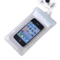 Waterproof Bag for Smartphone Length - YF-190-100 - Putih - 18 Cm