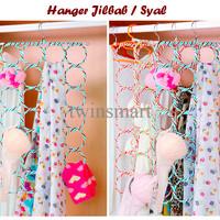 Jual Hanger Ring untuk Jilbab / Sarung Tangan / Syal Murah