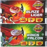 Paket Tor Blade Blaze Liger/ Wings Falcon- Gasing Petarung