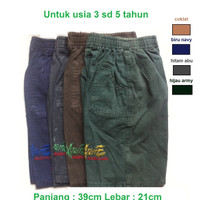 Celana Jeans Anak | Jeans Anak | Celana Anak | Usia 2 Sd 5 Tahun