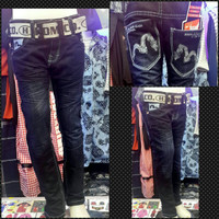 Celana Jeans Anak -laki Usia 8 Th-13 Th