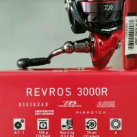 harga Reel DAIWA REVROS 3000 R Tokopedia.com