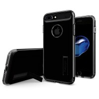 Spigen iPhone 7 Plus Case Slim Armor - Jetlack