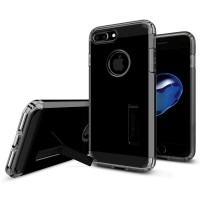Spigen Iphone 7 Plus Case Tough Armor Jetlack (043CS20852)