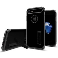 Spigen iPhone 7 Case Slim Armor - Jetlack