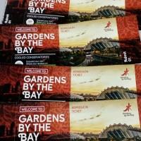 Tiket OCBC Skyway di Gardens by the Bay