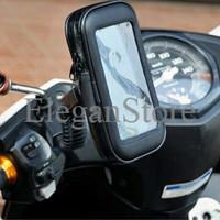 Harga holder sepeda motor gojek waterproof size m merk | antitipu.com