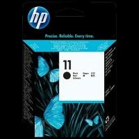 TINTA PLOTTER PRINTHEAD HP 11 BLACK ORIGINAL