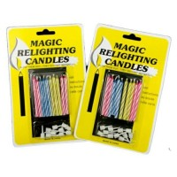 Lilin Magic / Magic Relighting Candles