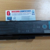 Original Baterai Batre Battery Laptop Toshiba Model PA3817U-1BRS