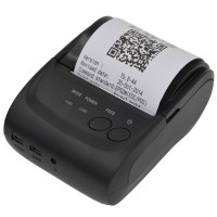 Zjiang Mini Portable Bluetooth Thermal Printer ZJ-5802