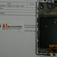 Lcd Touchscreen Lg G3 Stylus D855