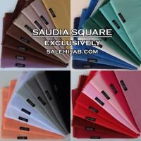 jilbab segi empat saudia square