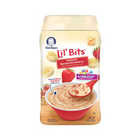 harga GERBER Lil Bits Banana Strawberry - Bubur Bayi MPASI Tokopedia.com