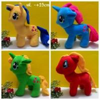 harga Boneka Little Ponny / Kuda Ponny / Kuda Poni / Boneka Lucu Tokopedia.com