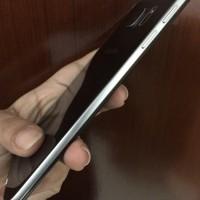 Jual Samsung s6 edge 32gb black second kondisi shadow & dead pixel Murah