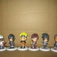 Naruto Sasuke Killer B Itachi Gaara Tobi Chibi Isi 6