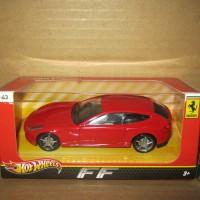 Ferrari FF 1;43 Hot Wheels