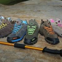 SNTA 607 Sepatu Gunung/Outdoor/Hiking/Waterproof/Wanita