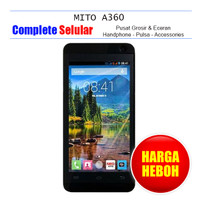 Mito A360 RAM 1GB 5MP 8GB Lollipop