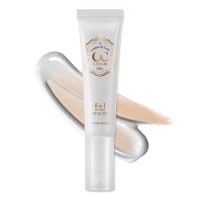 Etude House - cc cream #1 silky 100% Original Korea