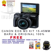 Canon EOS M3 kit 15-45 Is Stm / Canon Eos M-3 Kit